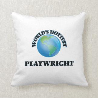 El dramaturgo más caliente del mundo almohadas