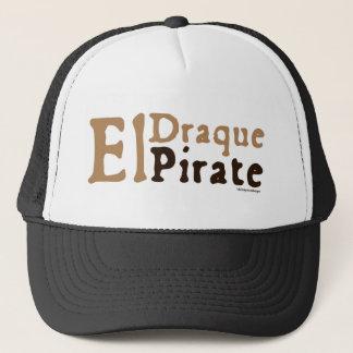 El Draque: Pirate Trucker Hat