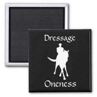 El Dressage es imán del caballo de la unicidad