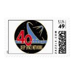 ¡EL DSN @ 40 DE LA NASA! SELLO