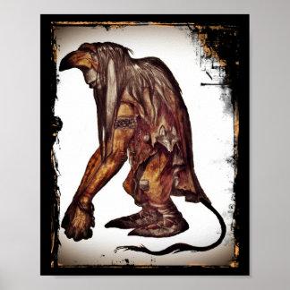 El duende de Bauer Poster