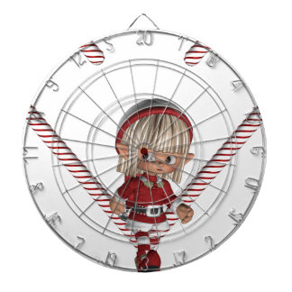 El duende de Santa