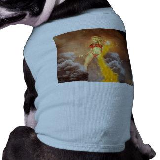 El duende místico bautiful camisa de perrito
