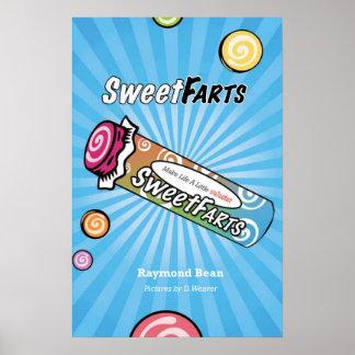 El dulce Farts poster del libro