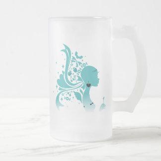 el dulzor de la naturaleza taza cristal mate