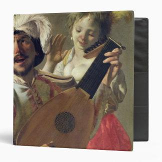 "El dúo, 1628 carpeta 1 1/2"""