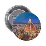 El Duomo en Florencia, Italia Pins