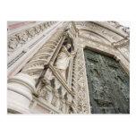 El Duomo Santa María Del Fiore Florencia Italia Postal