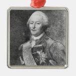 El duque de Aiguillon Adornos De Navidad