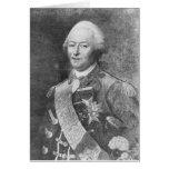 El duque de Aiguillon Felicitación