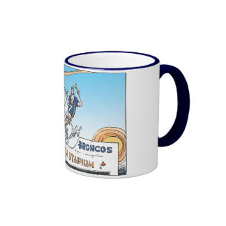 El duque de la taza de café de Denver