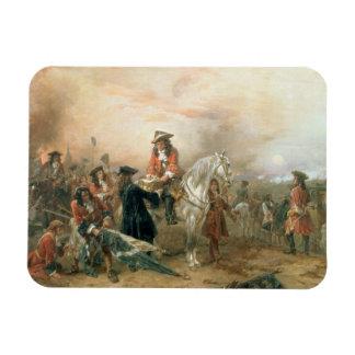 El duque de Marlborough (1650-1722) que firma el D Iman Rectangular