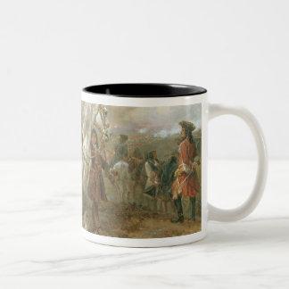 El duque de Marlborough (1650-1722) que firma el D Tazas De Café
