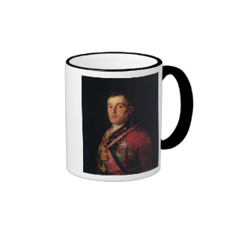 El duque de Wellington 1812-14 Taza
