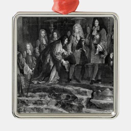 El dux de Génova Ornamentos De Navidad