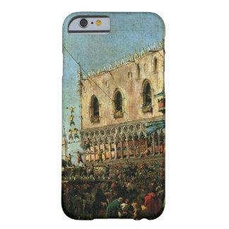 El dux en Shrove el festival de martes en el Pia Funda Barely There iPhone 6