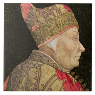 El dux Francisco Foscari, 1460 Azulejos Ceramicos