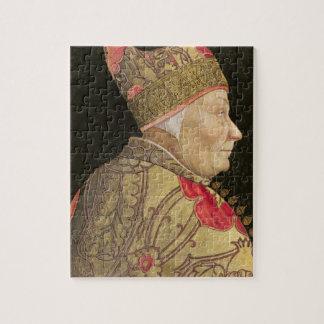 El dux Francisco Foscari, 1460 Puzzles