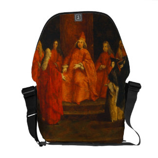 El dux Grimani en su trono Bolsa De Mensajeria
