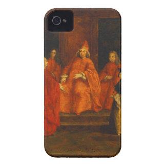 El dux Grimani en su trono iPhone 4 Cobertura