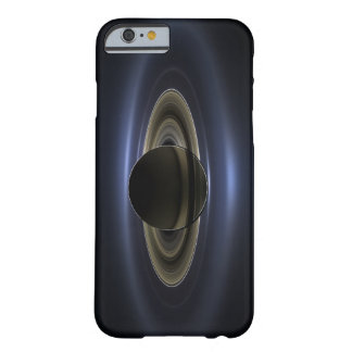 El eclipse de Saturn Funda De iPhone 6 Barely There