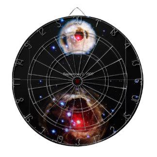 El eco ligero de extensión de la estrella