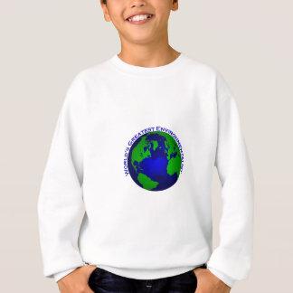 El ecologista más grande del mundo sudadera