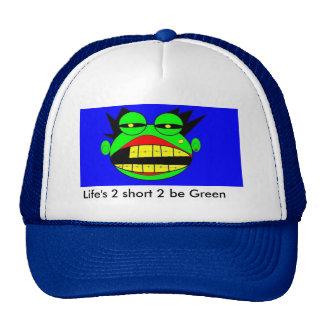 el ed, el cortocircuito 2 de la vida 2 sea verde gorros