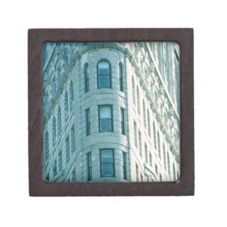 El edificio de Flatiron (foto) 2 Caja De Recuerdo De Calidad