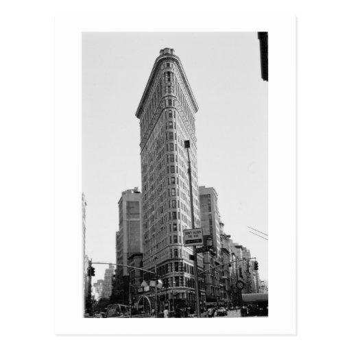 El edificio de Flatiron (foto) Postal