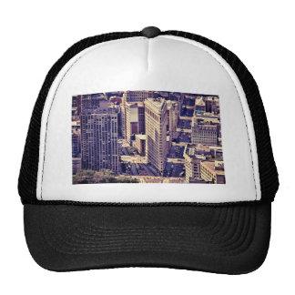 El edificio de Flatiron - New York City Gorros