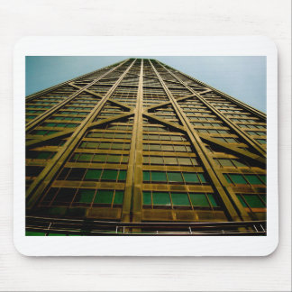 El edificio de Juan Hancock Alfombrillas De Ratones