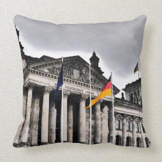 El edificio de Reichstag, Berlín Cojín