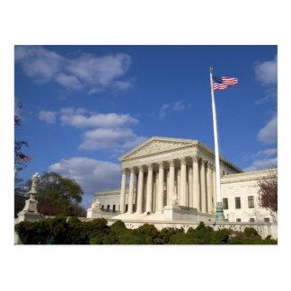 El edificio del Tribunal Supremo de Estados Unidos Postales