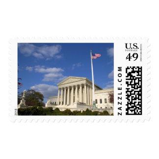 El edificio del Tribunal Supremo de Estados Unidos Envio