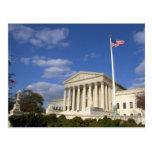 El edificio del Tribunal Supremo de Estados Unidos Tarjeta Postal