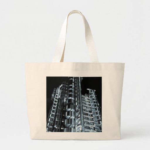 El edificio Londres de Lloyd Bolsa Tela Grande