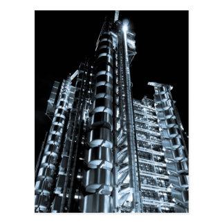 El edificio Londres de Lloyd Tarjeta Postal