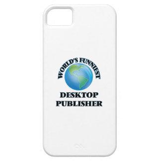 El editor de escritorio más divertido del mundo iPhone 5 carcasa