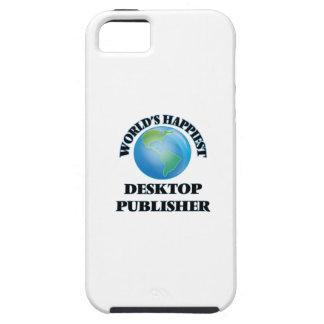El editor de escritorio más feliz del mundo funda para iPhone 5 tough