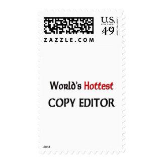 El editor más caliente de los mundos sello