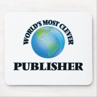 El editor más listo del mundo alfombrilla de ratón