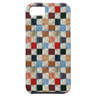 El edredón colorido ajusta el modelo iPhone 5 cobertura