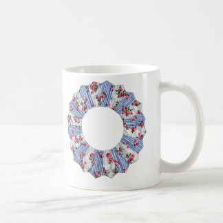 El edredón de Nellie de la abuela - bloque #3 Taza De Café