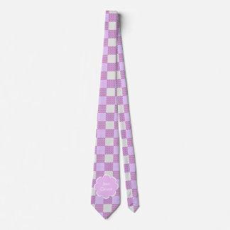 El edredón rosado como el modelo Personalizable se Corbatas Personalizadas