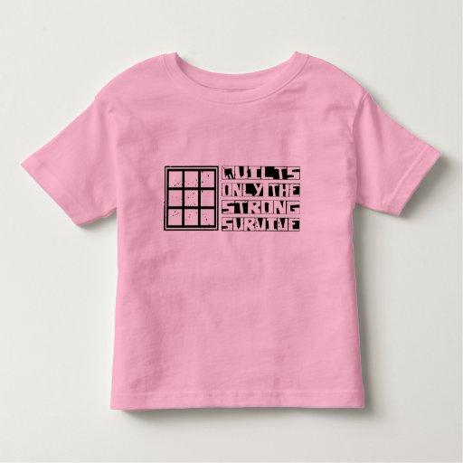 El edredón sobrevive tee shirts