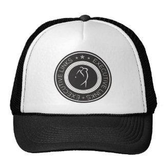 El ejecutivo liga el logotipo II del gorra del cam
