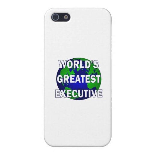 El ejecutivo más grande del mundo iPhone 5 funda