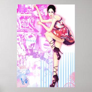 """El ejemplo de Digitaces inspiró """"Vogue China - Pri Impresiones"""