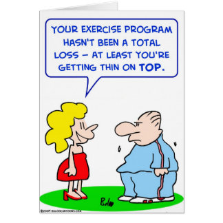 el ejercicio enrarece el top felicitación